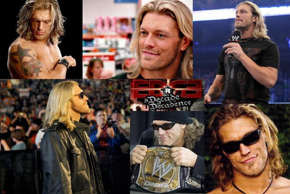 Download Edge WWE Latest Theme Song & Ringtones HQ Free