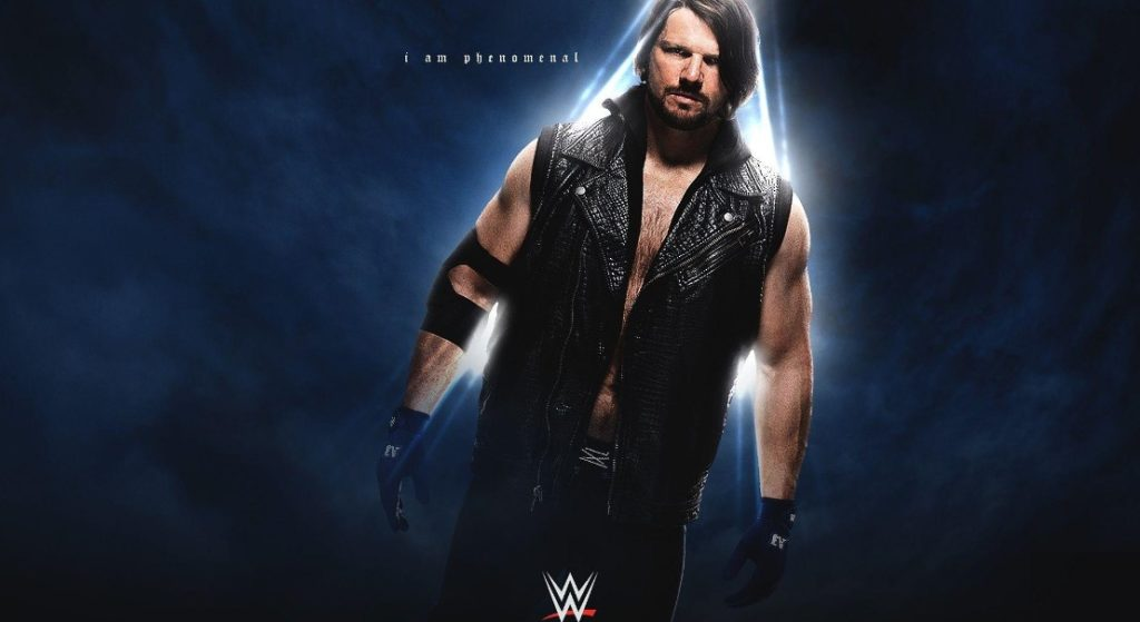 Download A.J. Styles Latest Theme Song & Ringtones HQ Free