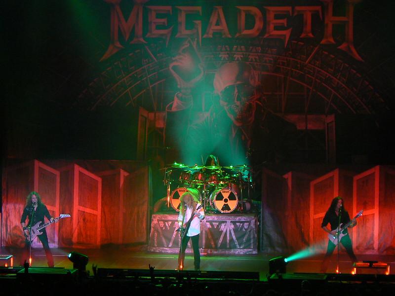 """Megadeth"" (CC BY-SA 2.0) by aresauburn™"